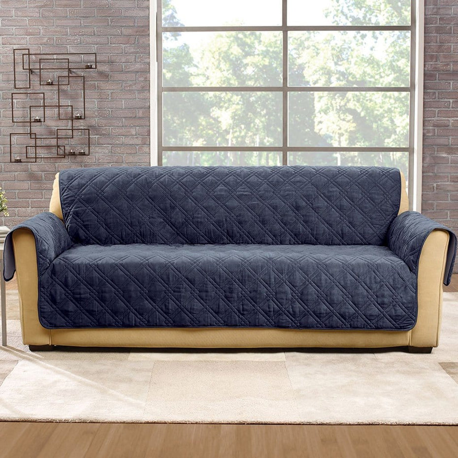 Non-Slip Waterproof Sofa Furniture Cover | Pet Furniture Cover | Machine Washable