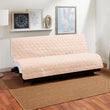 reversible 3 in 1 armless waterproof furniture cover