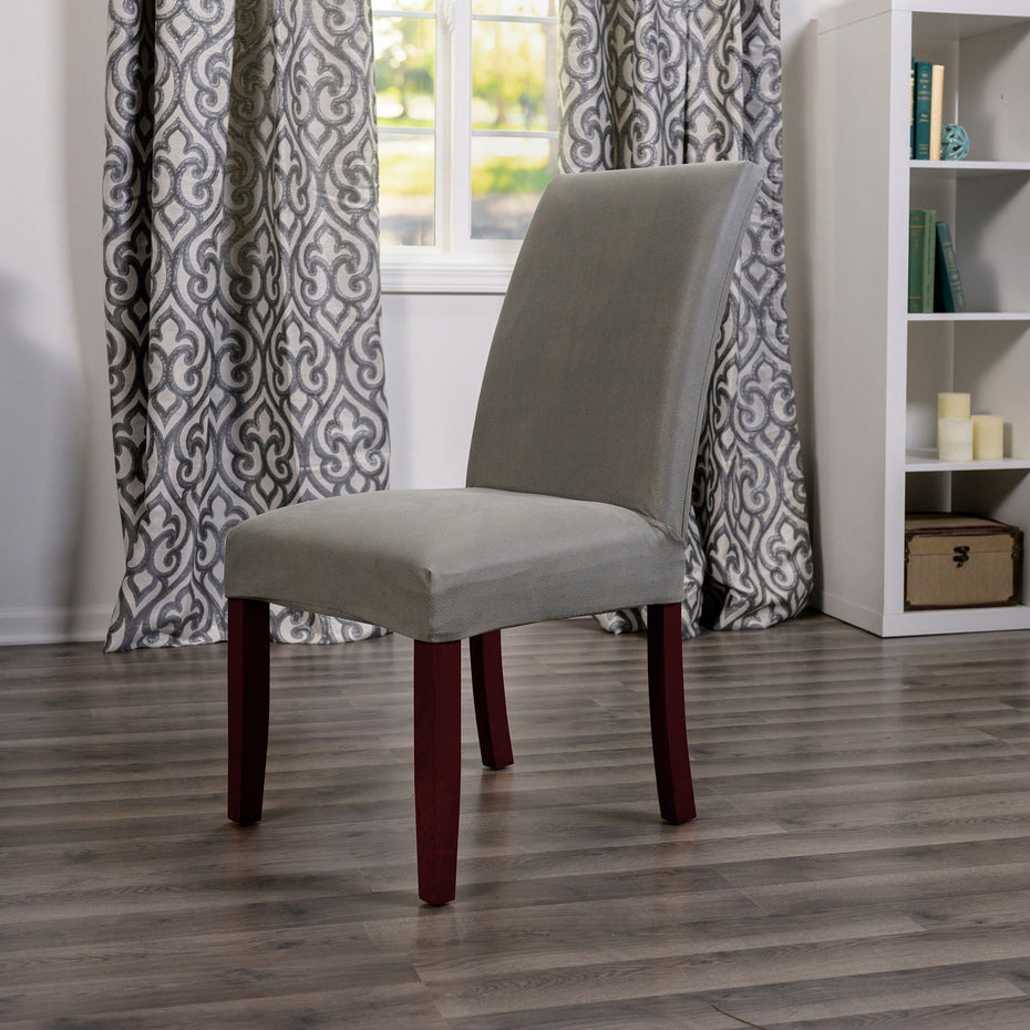 ultimate stretch leather dining room chair cover