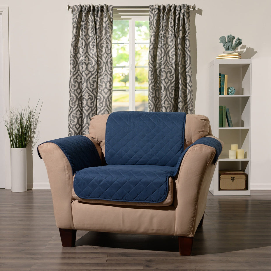 reversible chair furniture cover