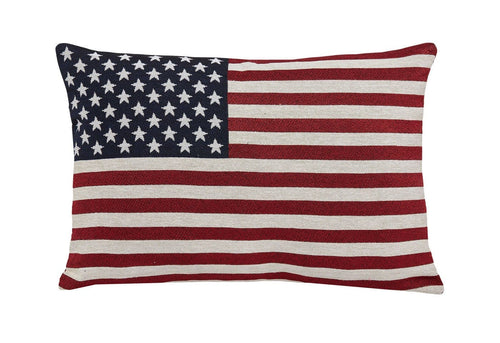 America 14x20 Decorative Pillow Cover