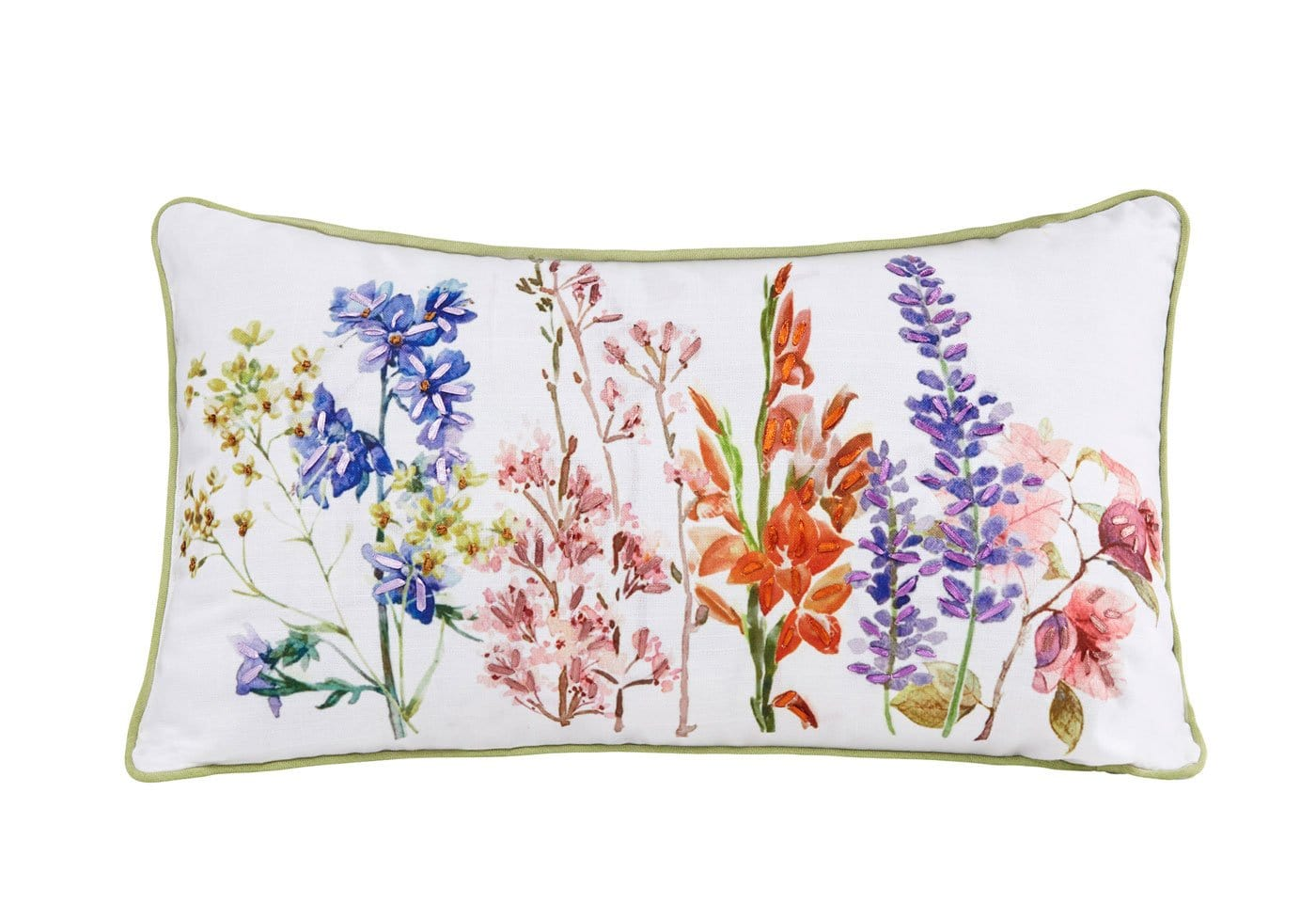 Petal 12x20 Decorative Pillow