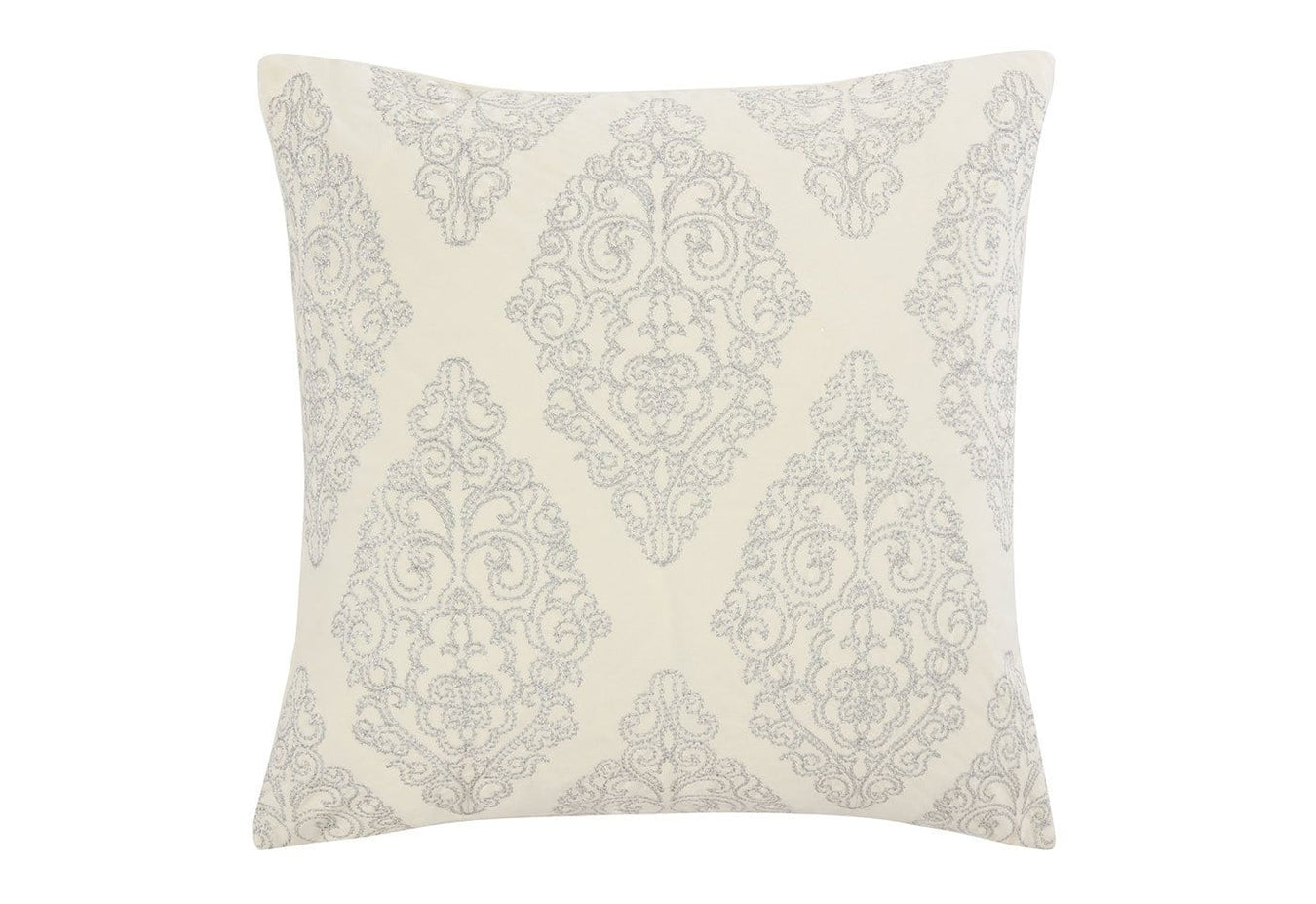 Waverly 20 Inch Square Decorative Pillow