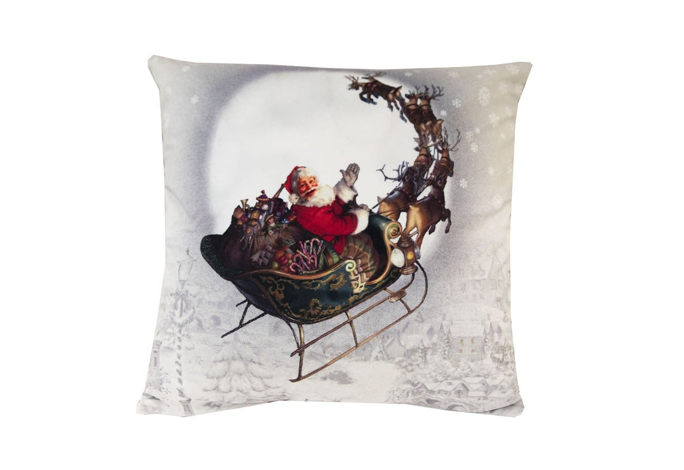 Santa's Sleigh Light Up 20