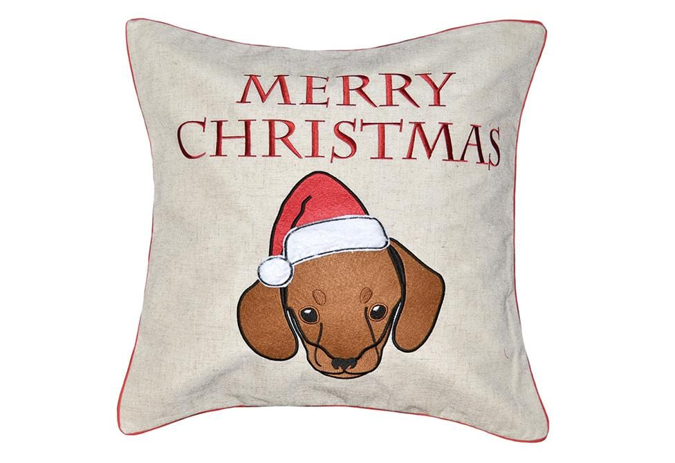 Buddy 20 Inch Square Decorative Pillow