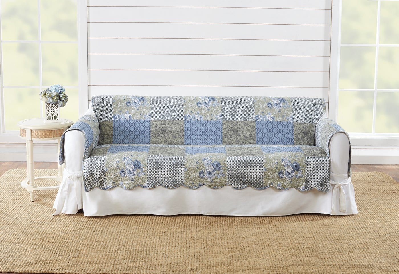 Deluxe Heirloom Reversible Sofa Furniture Cover