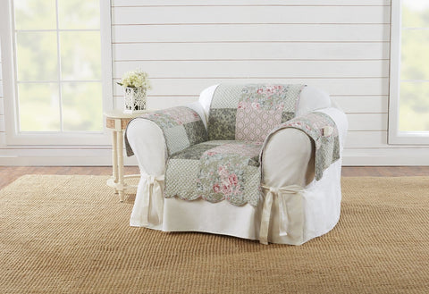 Deluxe Heirloom Reversible Chair Furniture Cover