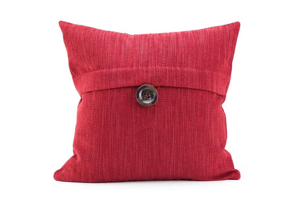 Dermont 20 Inch Square Decorative Pillow