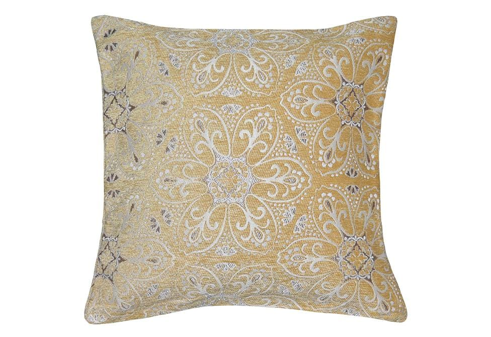 Parma 20 Inch Square Decorative Pillow