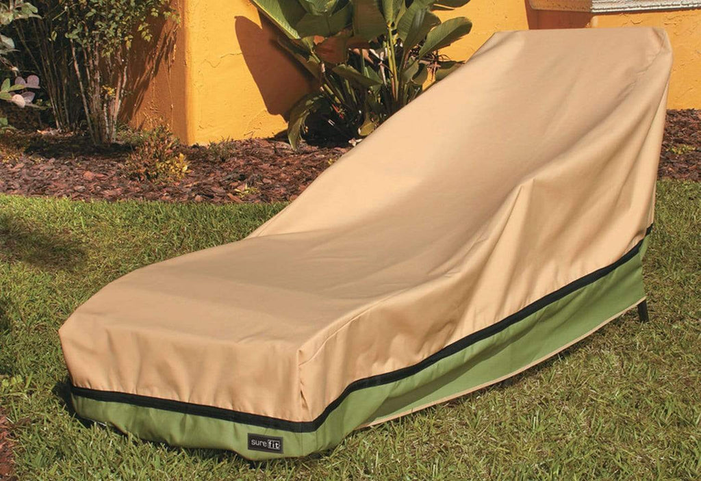 Patio Armor Chaise Lounge Outdoor Furniture Cover Surefit
