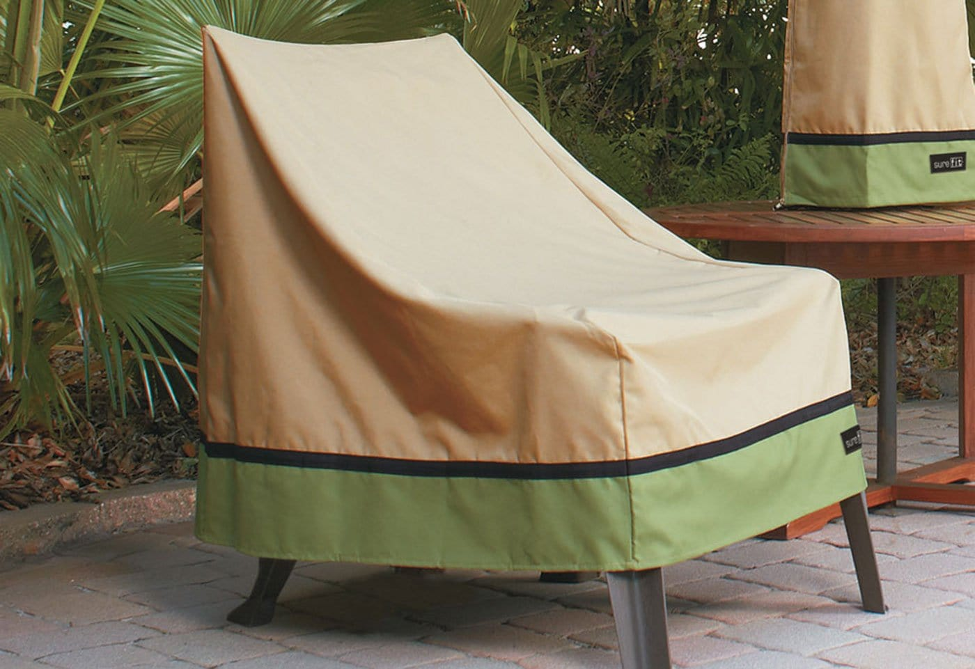 Patio Armor Extra-Large Chair Outdoor Furniture Cover | SureFit