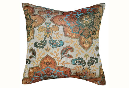 Positano 20 Inch Square Decorative Pillow
