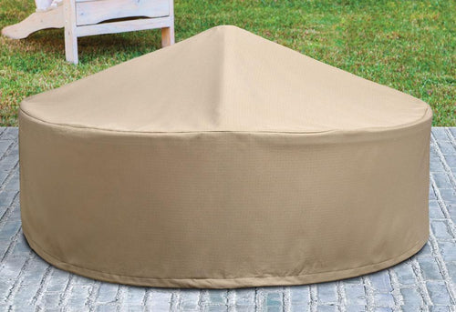 Patio Armor Firepit Cover Outdoor Furniture Cover