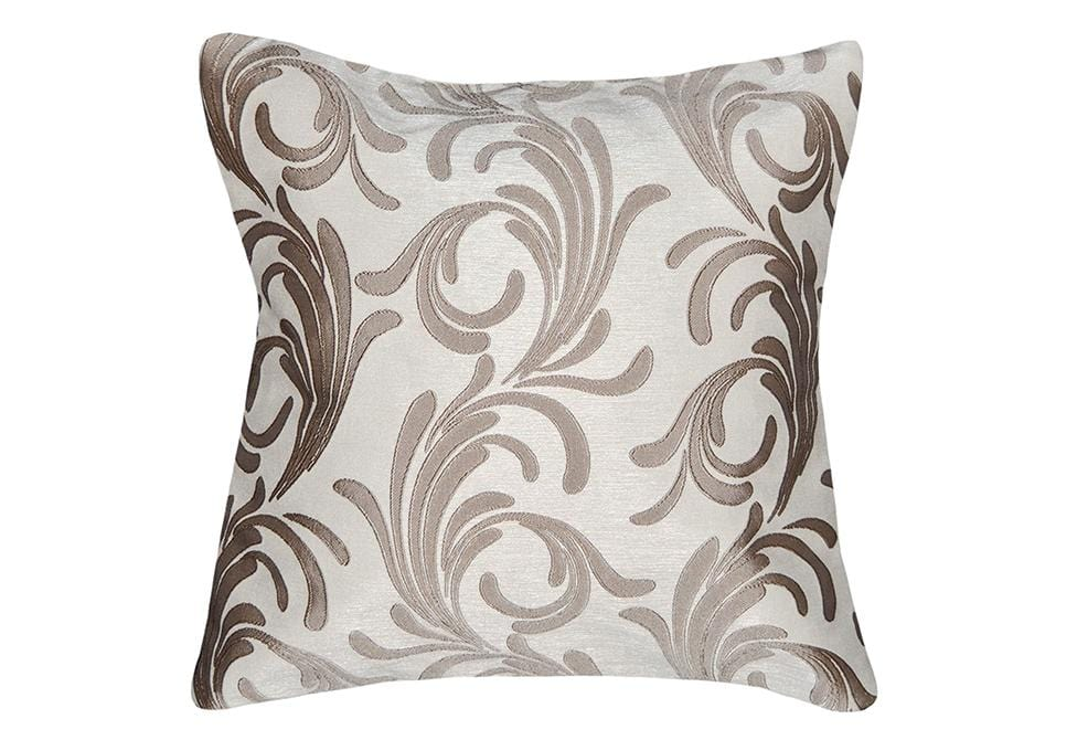 Royal Scroll 20 Inch Square Decorative Pillow