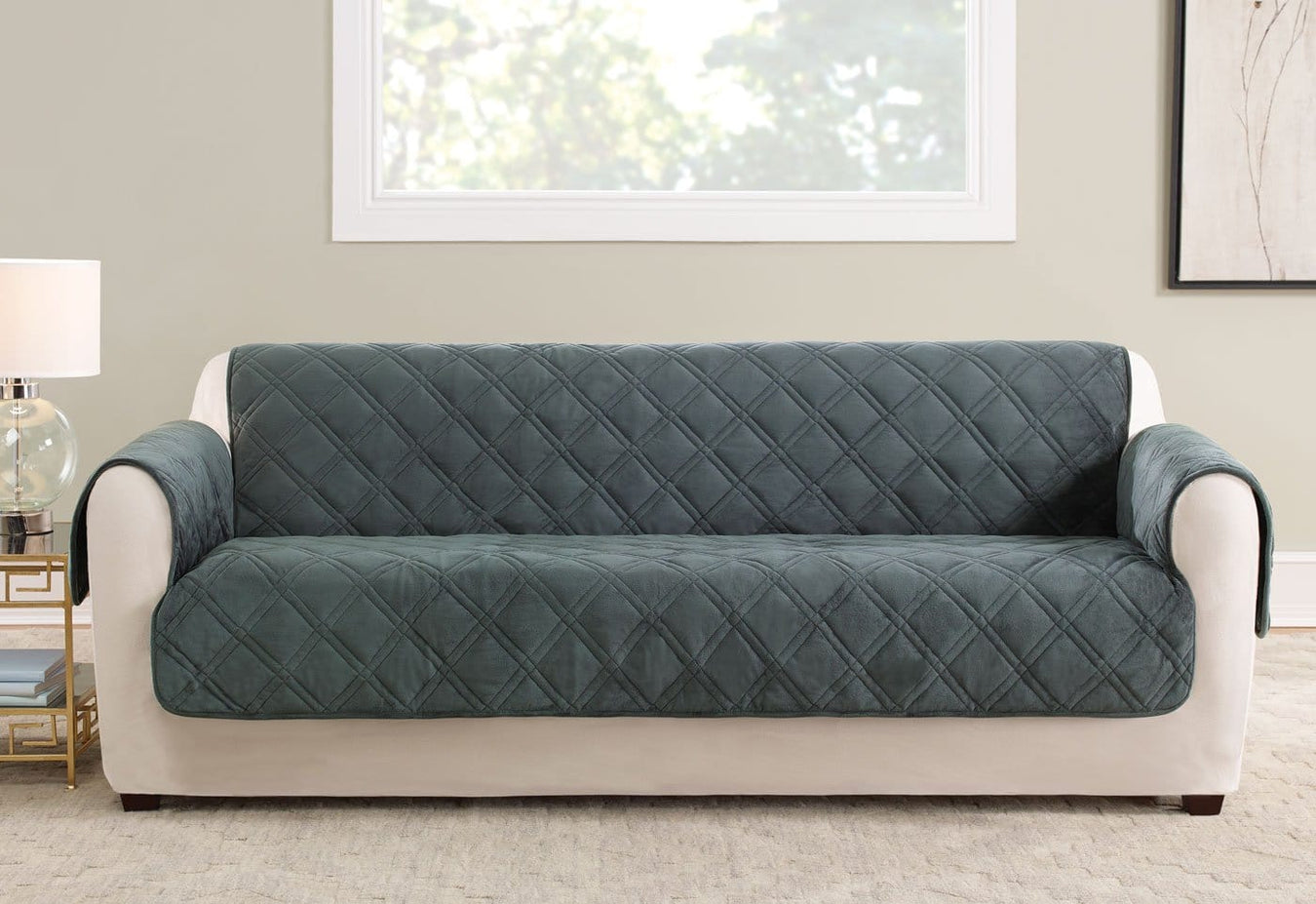 Triple Protection Sofa Furniture Cover