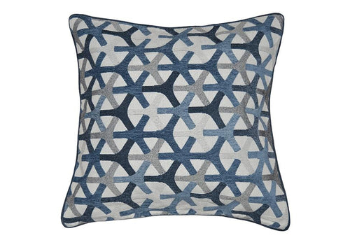 Turbine 20 Inch Square Decorative Pillow