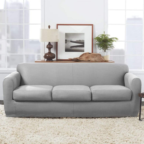 Sofa Covers | Neutral Slipcovers For Sofas U0026 Couches ...