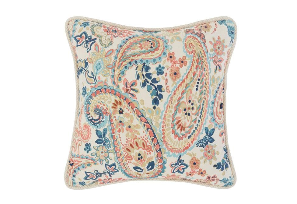 Adelaide 20 Inch Square Decorative Pillow
