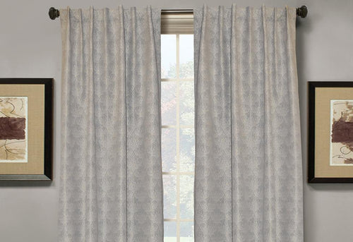 Agrabah Window Curtains