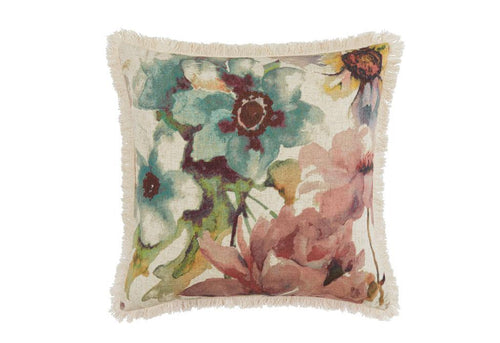 Alizah 20 Inch Square Decorative Pillow