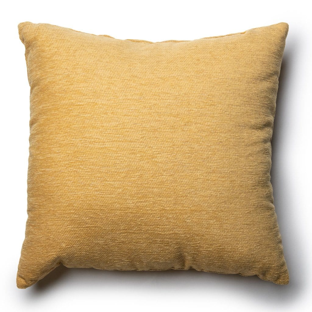Arica Gold Pillow - 2 Pack - 18 x 18