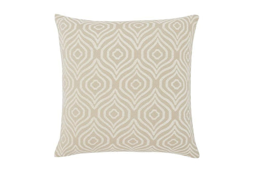 Axel 20 Inch Square Decorative Pillow