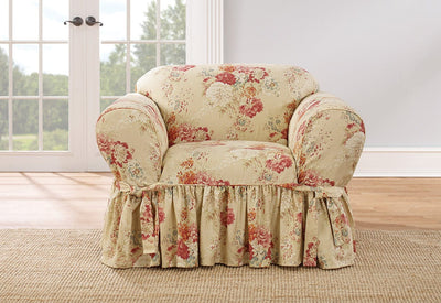 Chair Slipcovers | Arm Chair Covers | Custom Slipcovers for ...