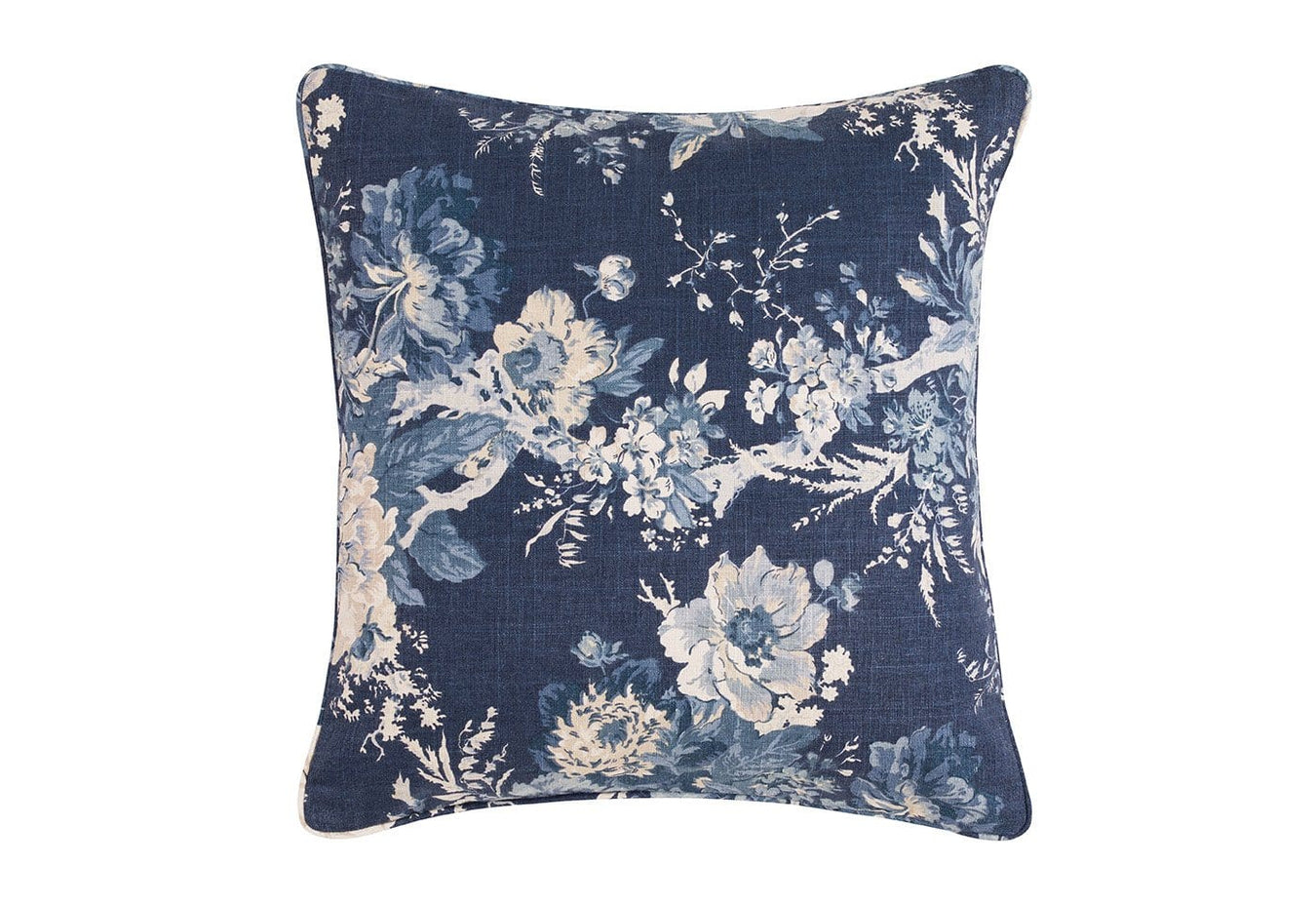 Ballad Bouquet By Waverly 18 Inch Square Pillow Cover