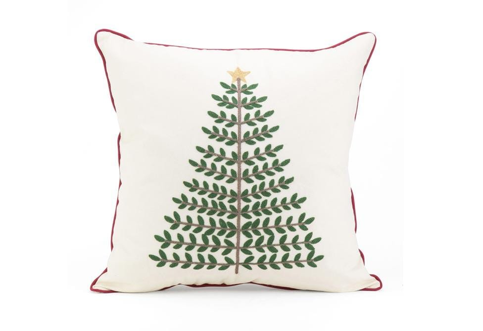 Baxter Tree 18 Inch Square Decorative Pillow
