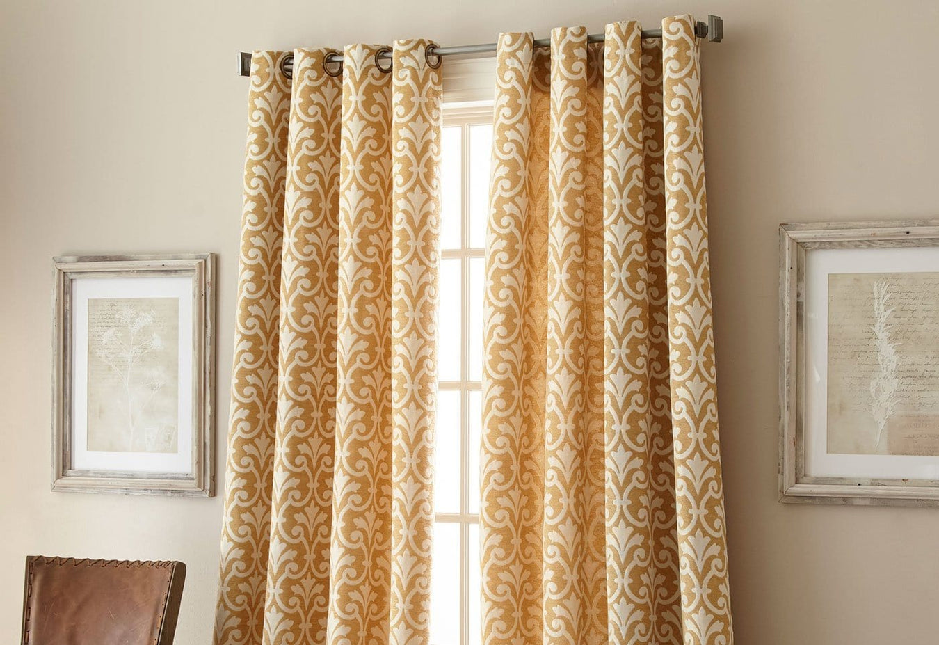 Bradford Window Curtain