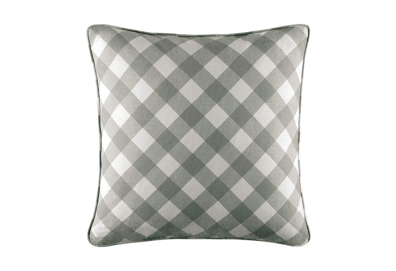 Buffalo Check 18 Inch Square Pillow Cover
