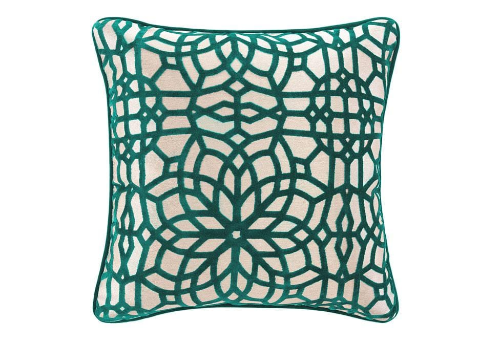 Cervella 20 Inch Square Decorative Pillow