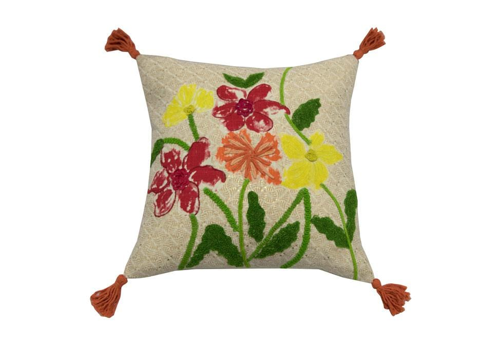 Corrine   20 inch square Decorative Pillow