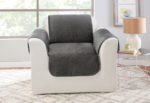 Elegant Vermicelli Chair Furniture Cover