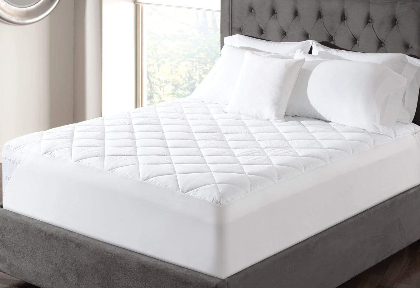 Essential Memory Foam Mattress Pad