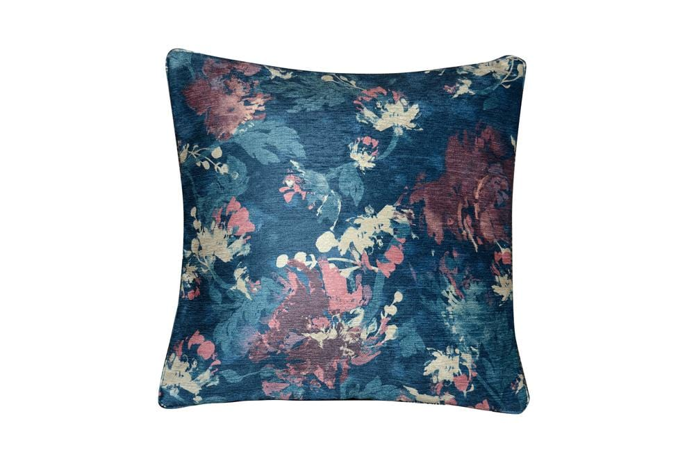 Fanciful 20 Inch Square Decorative Pillow
