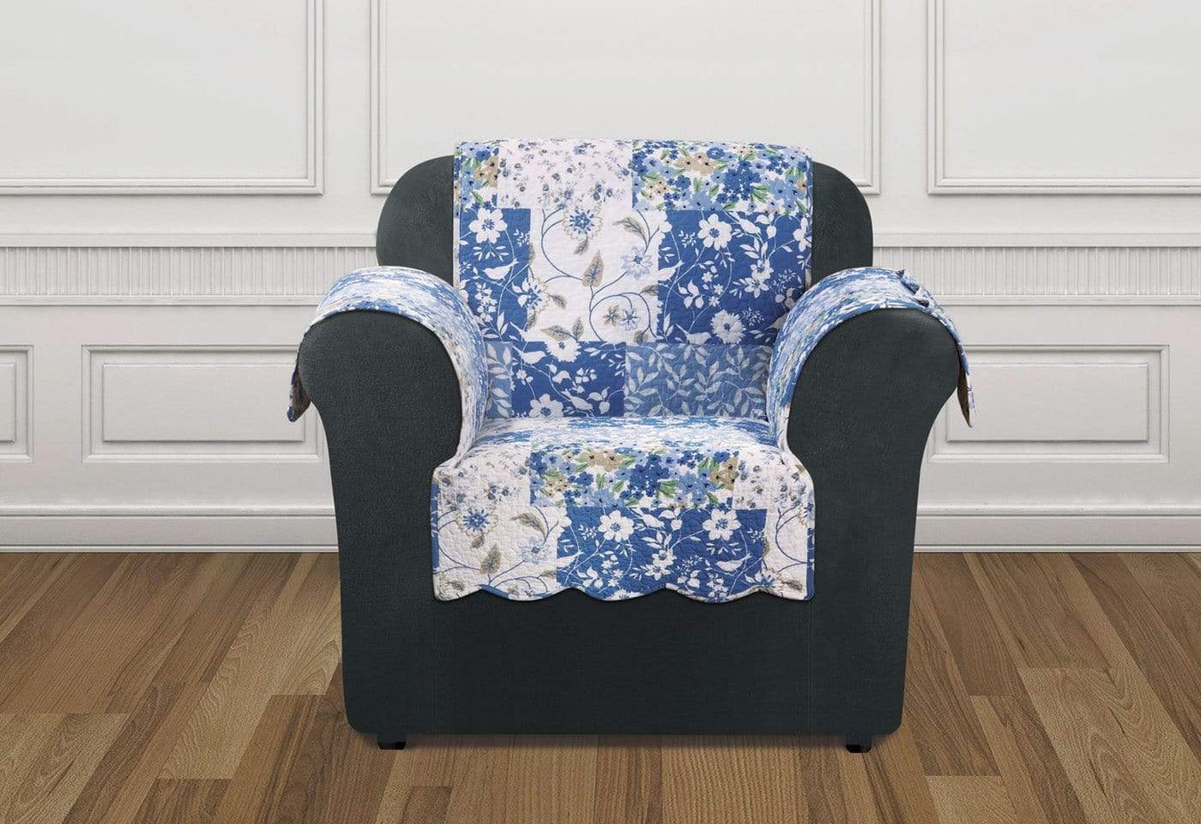 Heirloom Quilt Chair Furniture Cover