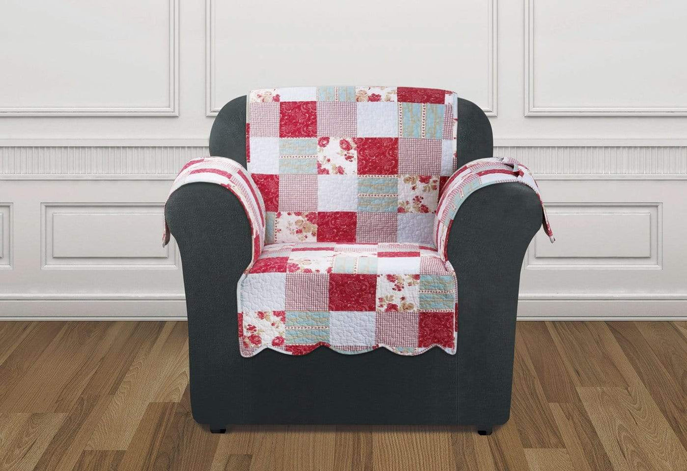 Prime Heirloom Quilt Chair Furniture Cover Chair Covers Covers Machost Co Dining Chair Design Ideas Machostcouk