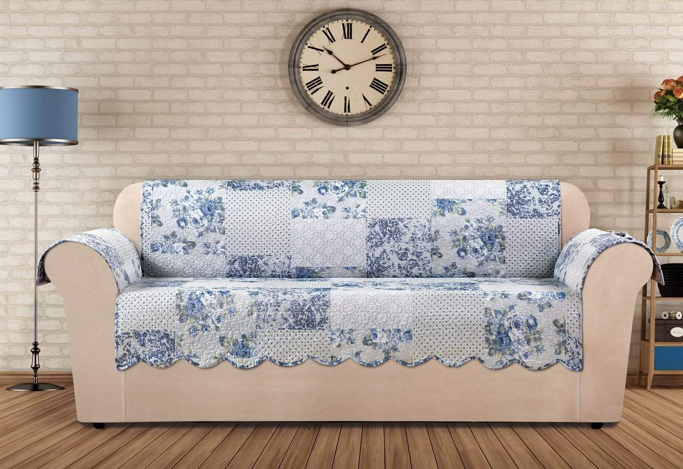 ... Heirloom Quilt Sofa Furniture Cover ...
