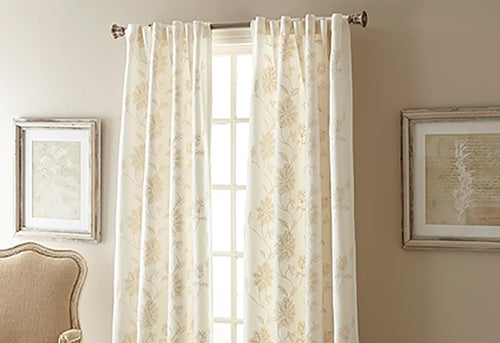 Jaylynn Window Curtains