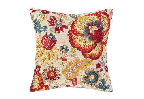 Jonica Sunset 20 Inch Square Decorative Pillow