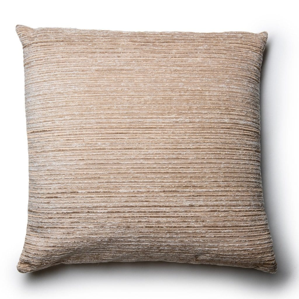 Kimbra Striped Pillow - Gold