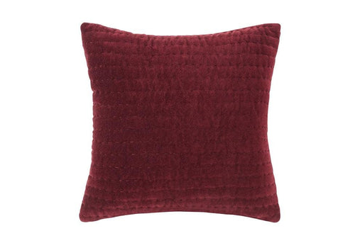 Luxxe 20 Inch Square Decorative Pillow