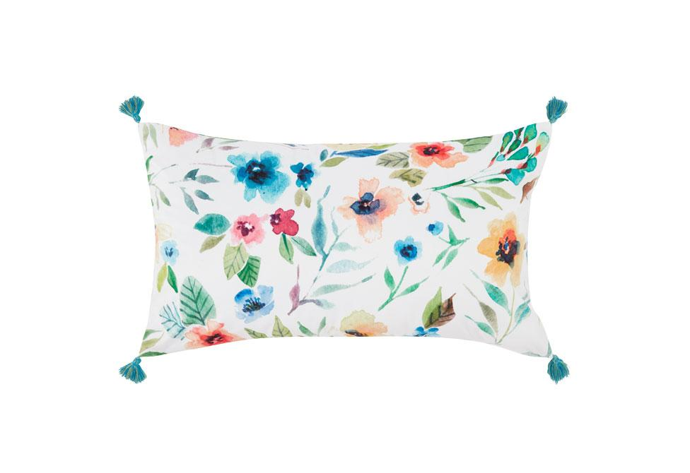 Meadow 20 Inch Square Decorative Pillow