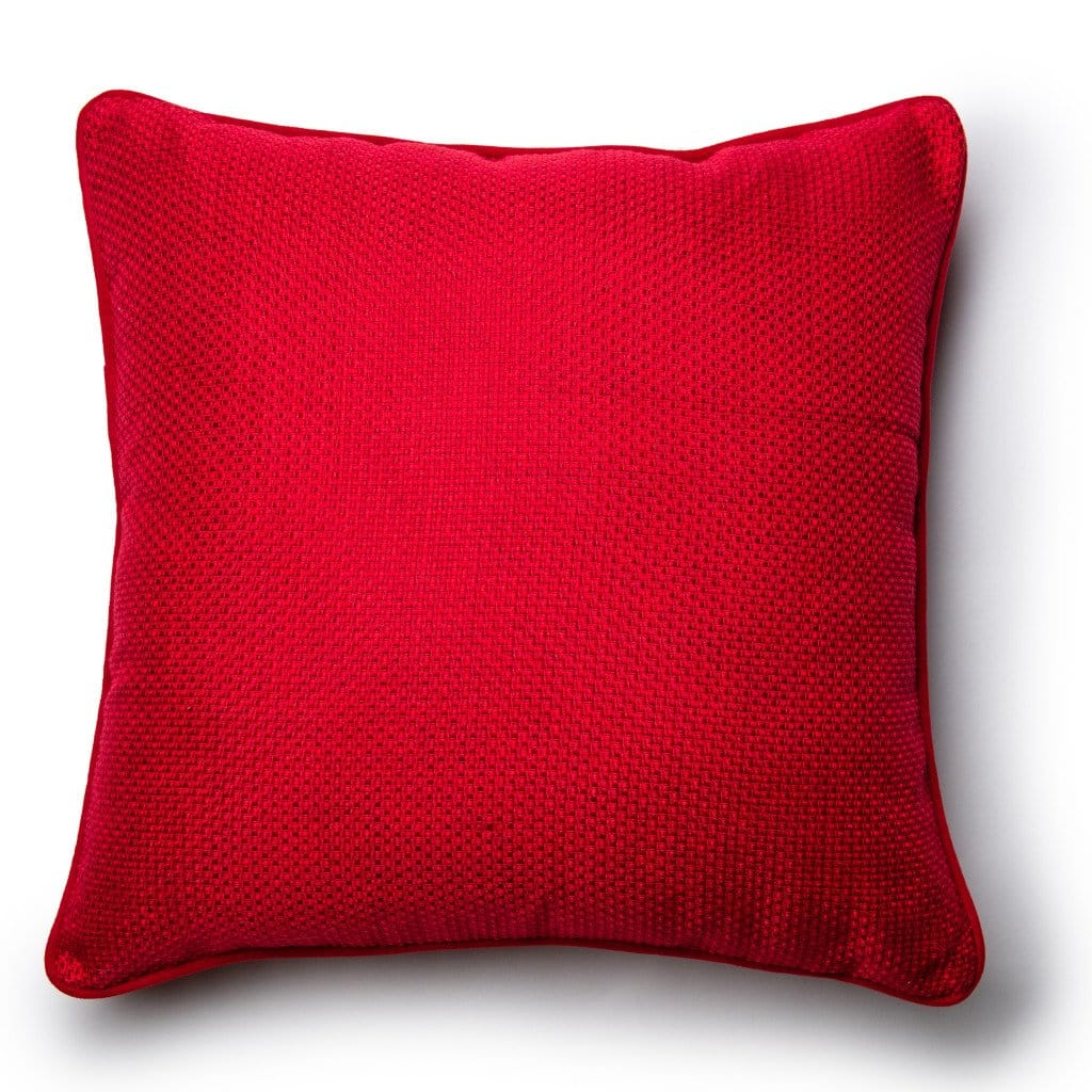 Mene Red Pillow - 2 Pack - 18 x 18