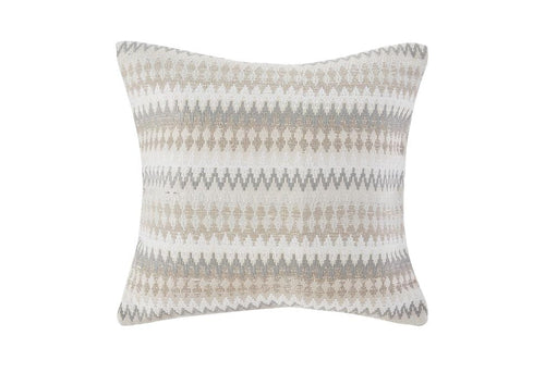 Metallic Canyon 20 Inch Square Decorative Pillow