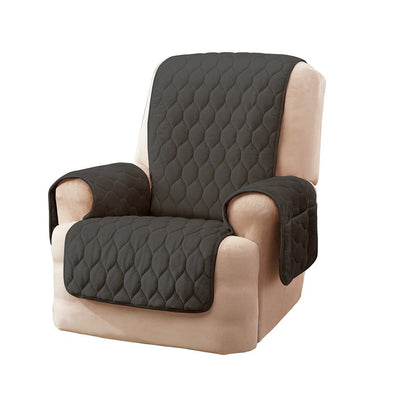 Brilliant Recliner Covers And Recliner Slipcovers Surefit Gamerscity Chair Design For Home Gamerscityorg