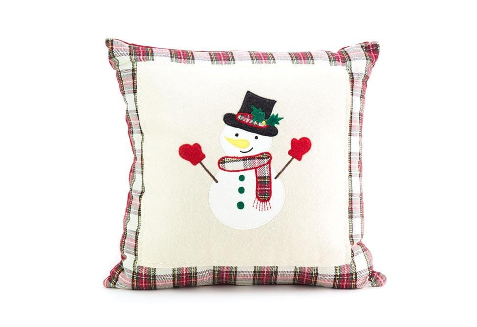 Mr. Mittens 18 Inch Square Decorative Pillow