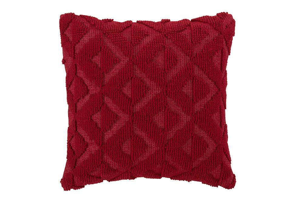 Norfolk 18 Inch Square Decorative Pillow