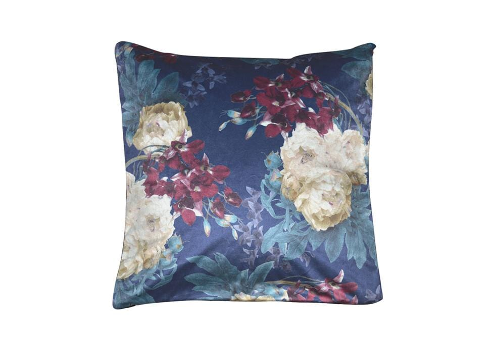 Orchid Moody 20 Inch Square Decorative Pillow